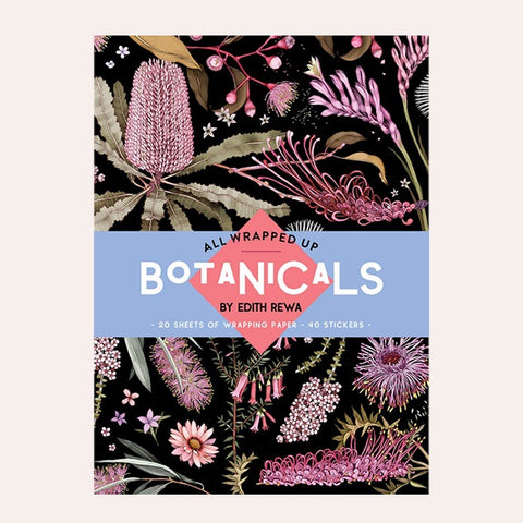All Wrapped Up - Edith Rewa - Botanicals