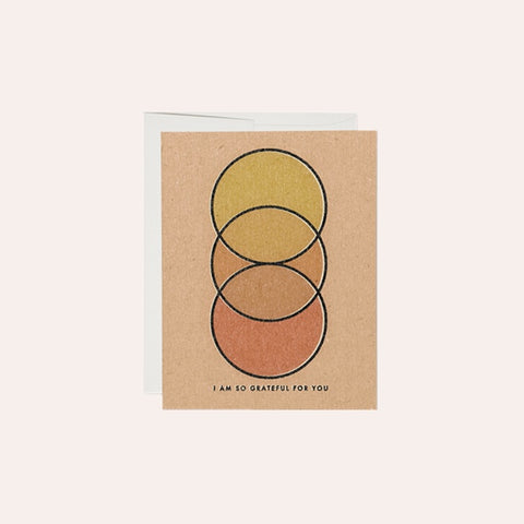 Card - Grateful Circles - Daren Thomas Magee - GEE2048