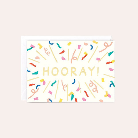 WRAP - Charlotte Trounce Collection - Single Card with Foil - Hooray