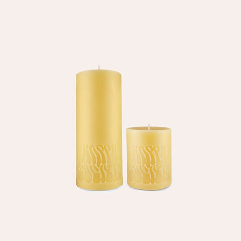 Candle Duo - Uplifting - Lemon Myrtle & Blue Gum