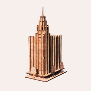 Manchester Unity Building - Model Kit