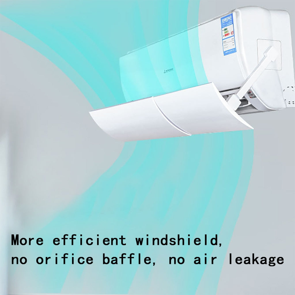Air-conditioning baffle 2019    Air Conditioner Shield Cold Air Conditioner Deflector Deflector Air Conditioner