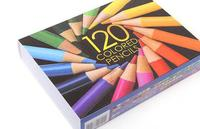 120/160 Colors Wood Colored Pencils Set Lapis De Cor Artist Painting Oil Color Pencil For School Drawing Sketch Art Supplies