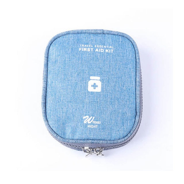 Mini First Aid Kit Portable Outdoor Medical Bag Camping Tactical Military First Aid Bag Family Sport Car Emergency Survival Bag