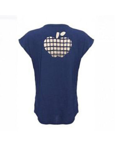 Apple Cut Out Tee