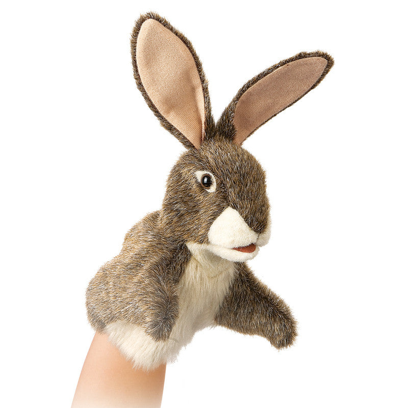 Folkmanis - Little Hare Puppet
