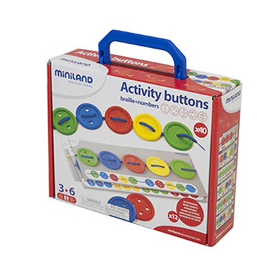 Miniland - Activity Buttons