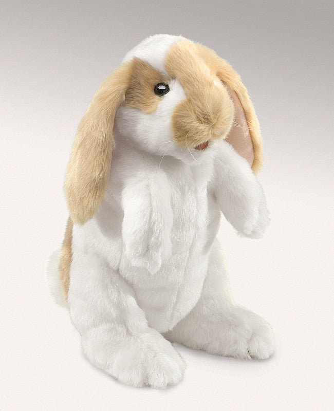 Folkmanis - Standing Lop Rabbit Puppet