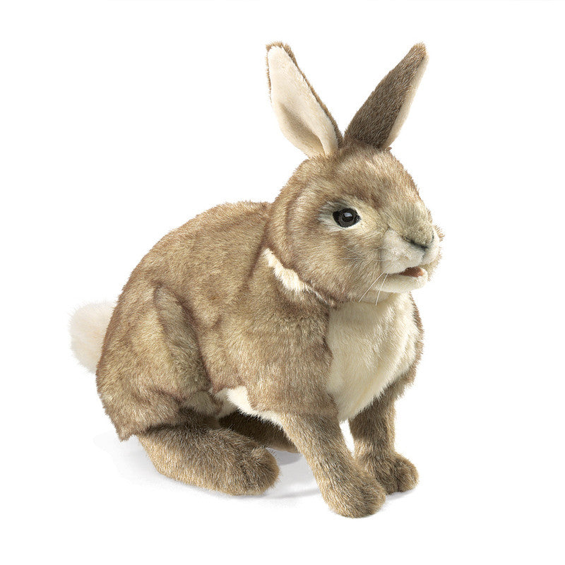 Folkmanis  - Cottontail Rabbit Puppet