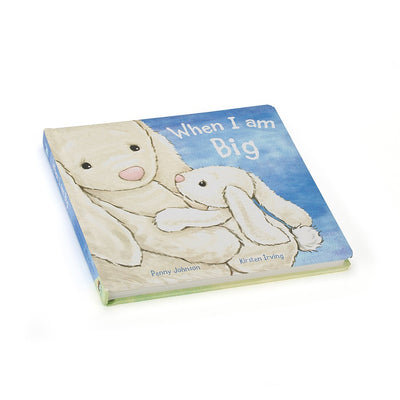 Jellycat - When I Am Big - (Bashful Bunny Book)