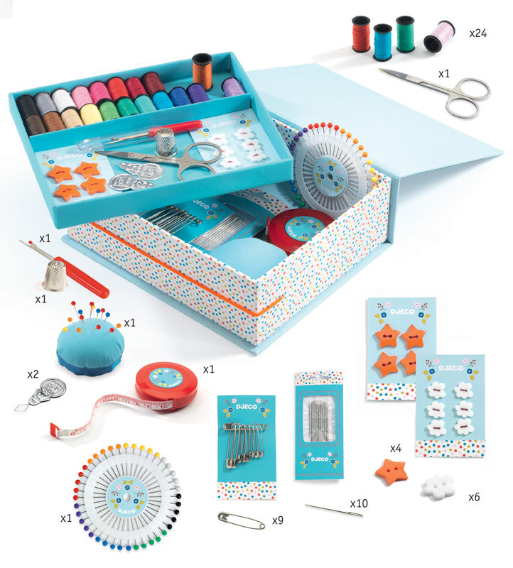 Djeco - Sewing Box