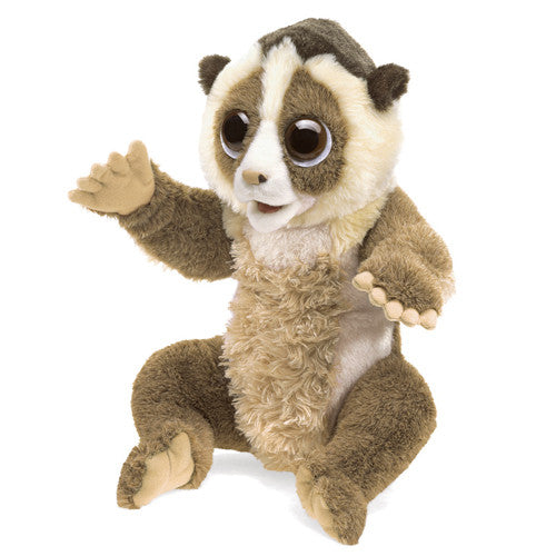 Folkmanis  - Slow Loris Puppet