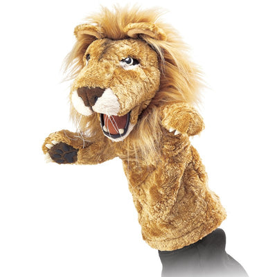 Folkmanis - Lion Stage Puppet
