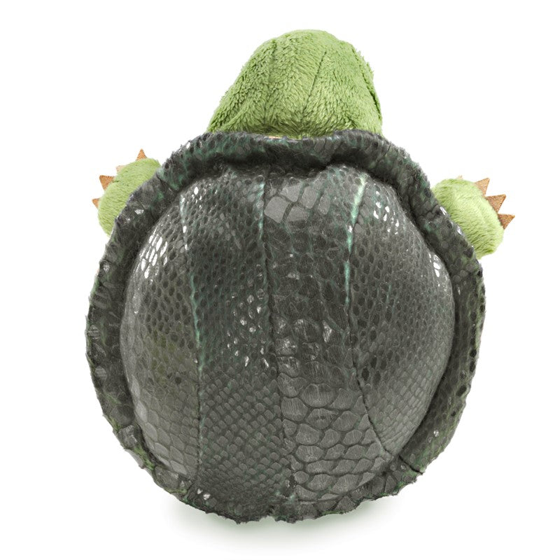 Folkmanis - Little Turtle Puppet