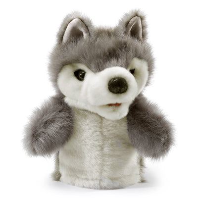 Folkmanis - Little Wolf Puppet