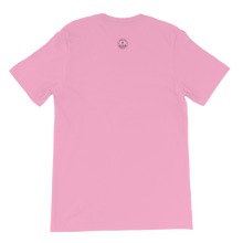 "Unisex ""Pastor Pillow Sister Sheets"" Short Sleeve Jersey t-shirt in Pink"