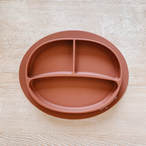 suction plate | autumn glaze