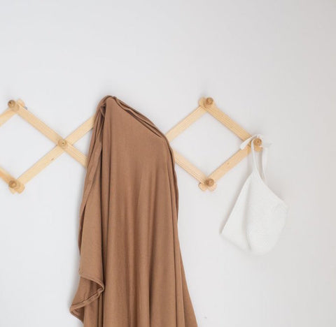 Stretch Swaddle | Mustard