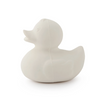 elvis the rubber duck | white