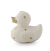 elvis the rubber duck | gold dots