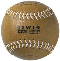 "Softball Weighted 11"" Training Ball"