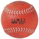 "Weighted 11"" Training Softball"