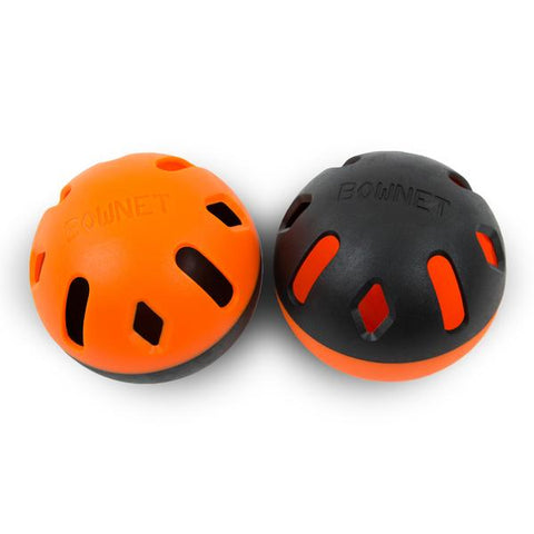 "BowNet Snap Back 9"" Training Balls"