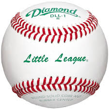 Diamond DLL-1 Little League Competition Grade RS Baseballs