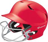 Easton Z5 Junior Batting Helmet With Mask