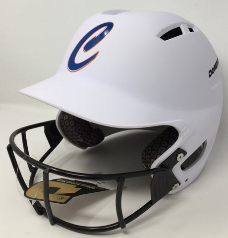 Cruisers Demarini Paradox Batting Helmet with Mask & Logo