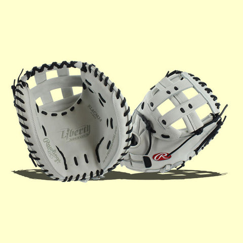 "Rawlings 34"" Liberty Advanced Fastpitch Catchers' Mitt"