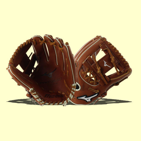 "Mizuno Pro Select Fastpitch 11.75"" Fielders Glove"