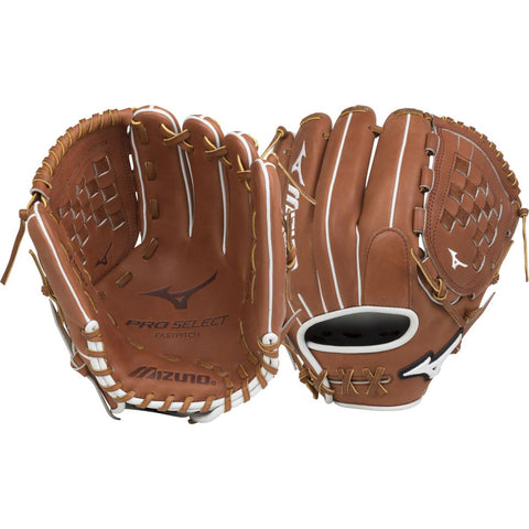 "Mizuno Pro Select Fastpitch 12"" Fielders Glove"
