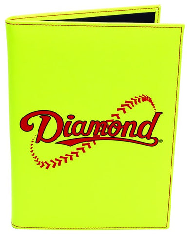 Diamond Yellow Notebook