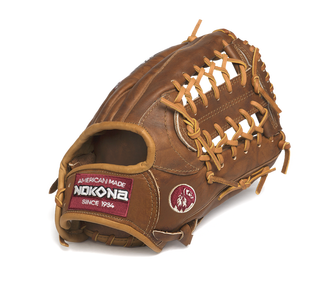 "Nokona 11.5"" Modified Trap Fielding Glove"