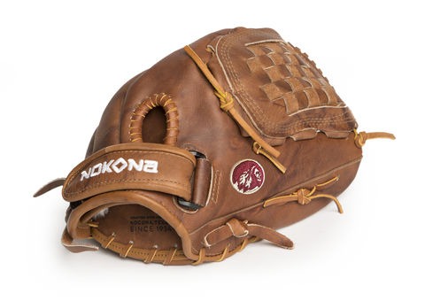 "Nokona 12.50"" Walnut Fielding Glove"