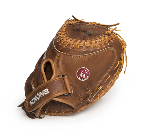 "Nokona 32.5"" Walnut Catcher's Glove"