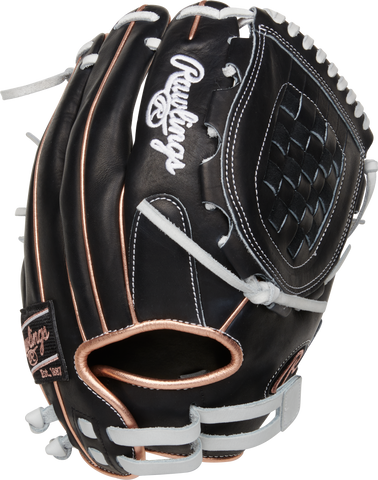 "Rawlings 12"" PRO120SB-3BRG Heart of the Hide Fastpitch Fielding Glove"