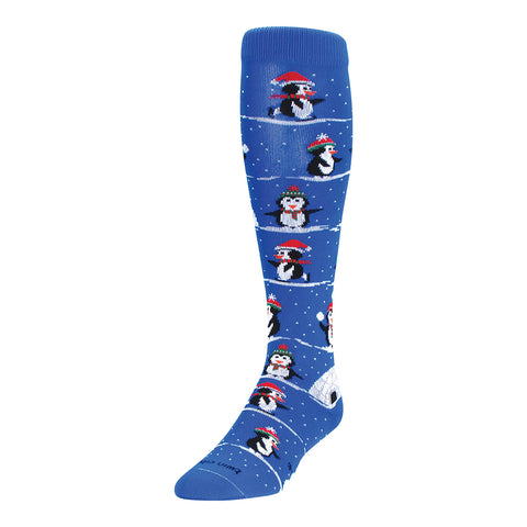 TCK Krazisocks Penguins Socks