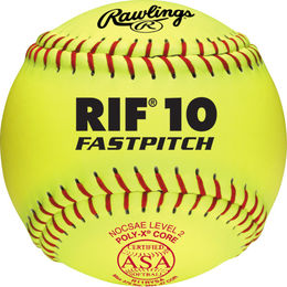 "Rawlings 12"" RIF Level 10 Softball"