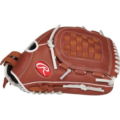 "Rawlings 12"" R9 Series Fastpitch Fielding Glove"