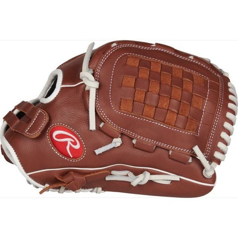 "Rawlings 12.5"" R9 Fingershift Fastpitch Glove"