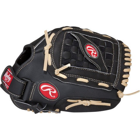 "Rawlings 12.5"" Shutout Softball Fielding Glove"
