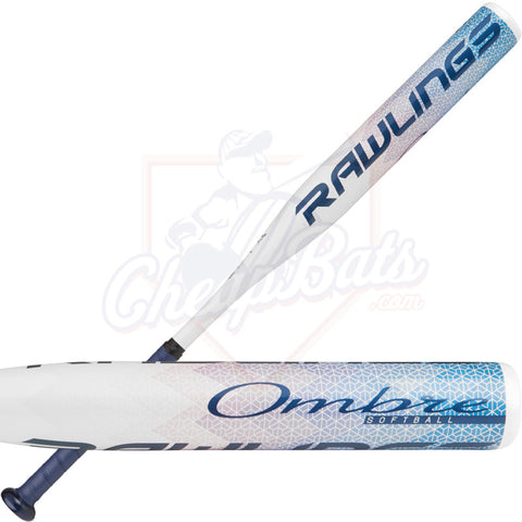 "Rawlings ""Ombre"" Fastpitch Bat (-11)"