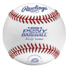 Rawlings Pony Competition Grade Baseball