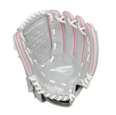 "Rawlings 10"" Sure Catch Youth Softball Glove"