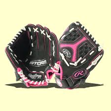 "Rawlings 10"" Storm Youth Softball Glove"