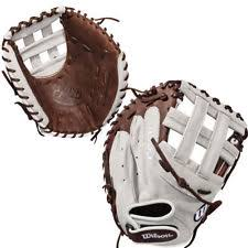"Wilson A900 33"" Fastpitch Catcher's Mitt"