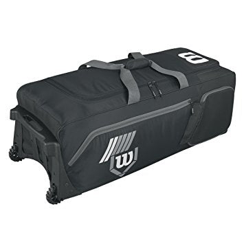 Wilson Pudge 2.0 Bag On Wheels