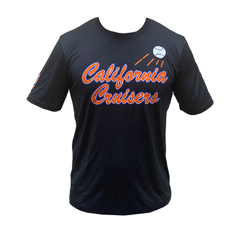 Cruisers Wilson Youth Performance Tech Tee